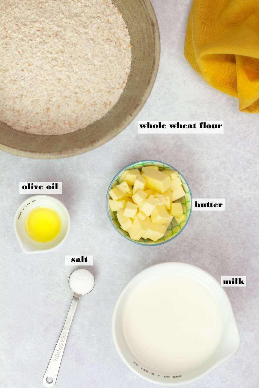 Flatbread Recipe Ingredients